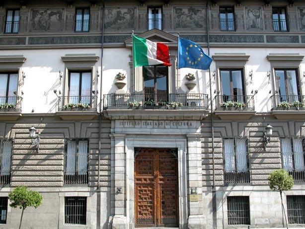 Gli istituti italiani di cultura all estero giannella for Instituto italiano de cultura madrid