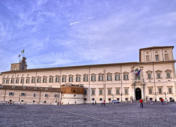 Nell'Europa in cerca di sogni un sogno s'avanza in Italia: il Museo Quirinale testo di Salvatore Giannella